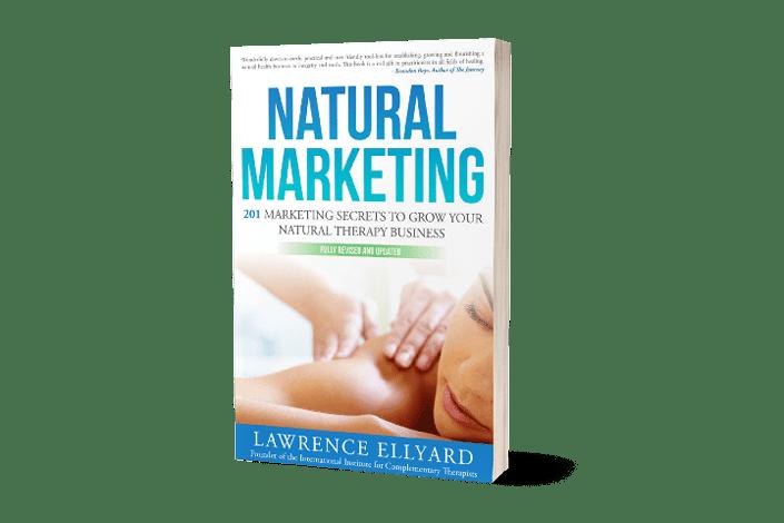 Natural Marketing book